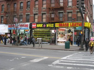 Now open for business in Harlem